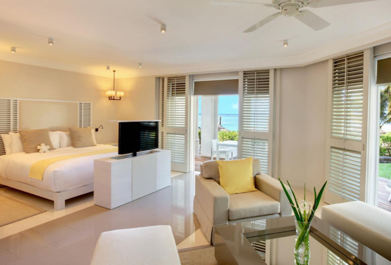 Ocean suite bedroom