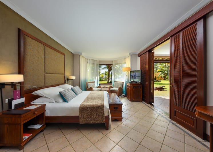 Club Junior Suite beach