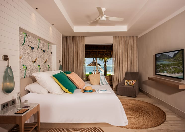 Paradis Villa king room