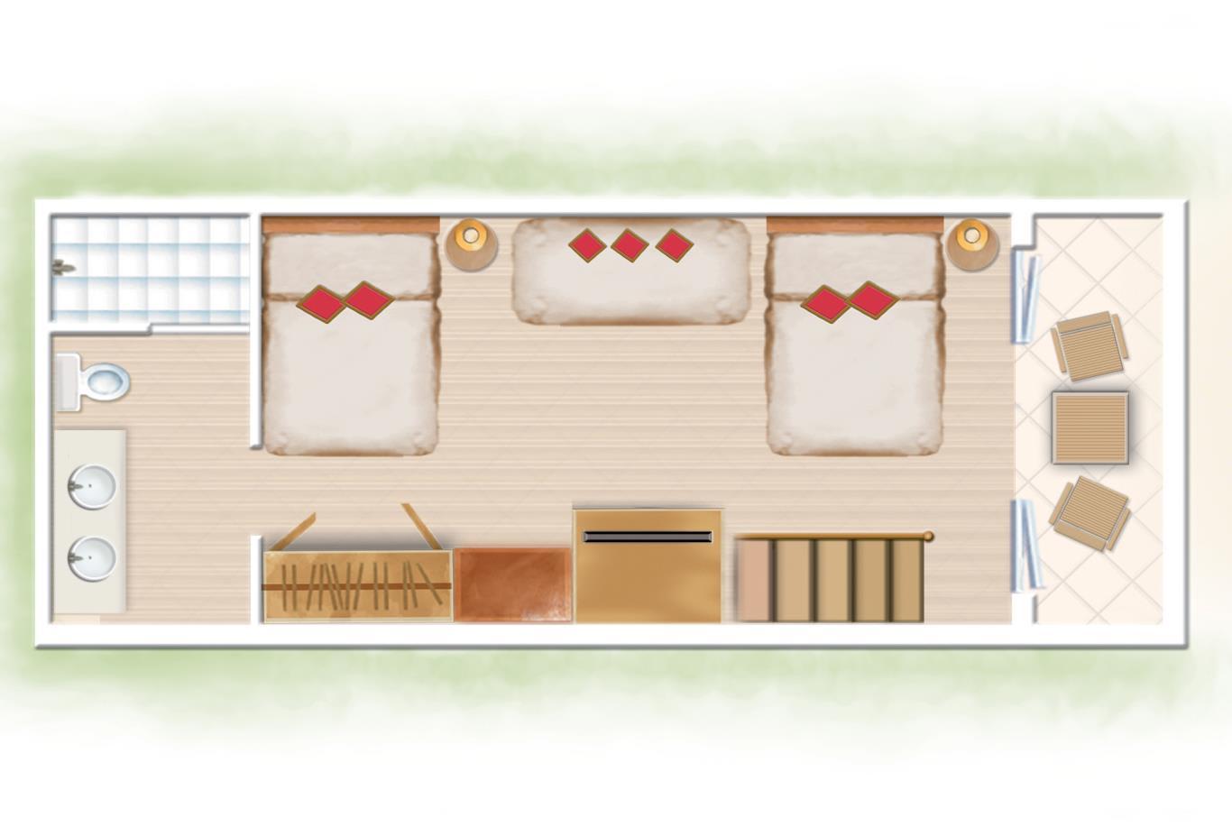 Loft Childrens Bedroom