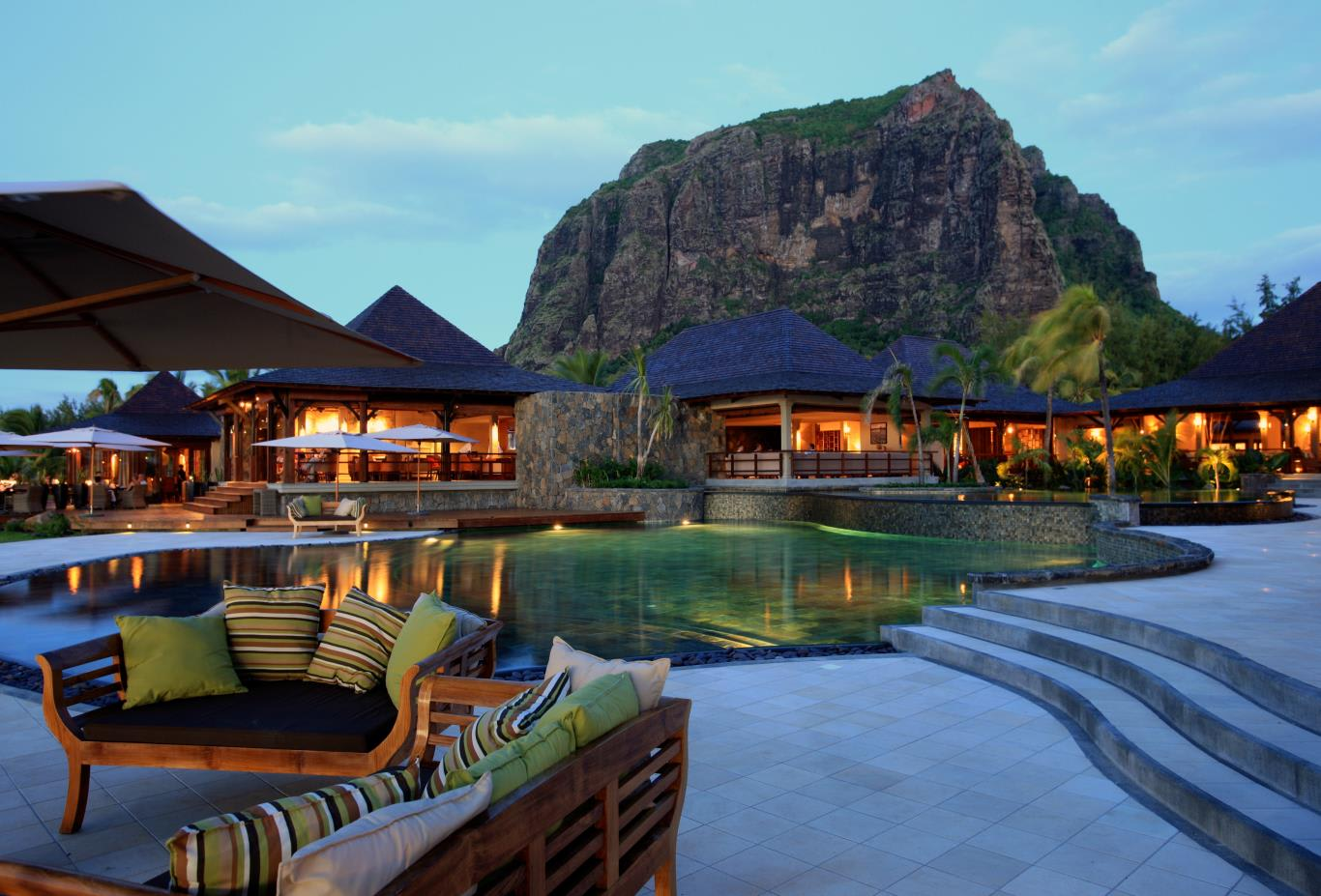 Lux Le Morne Main Resort