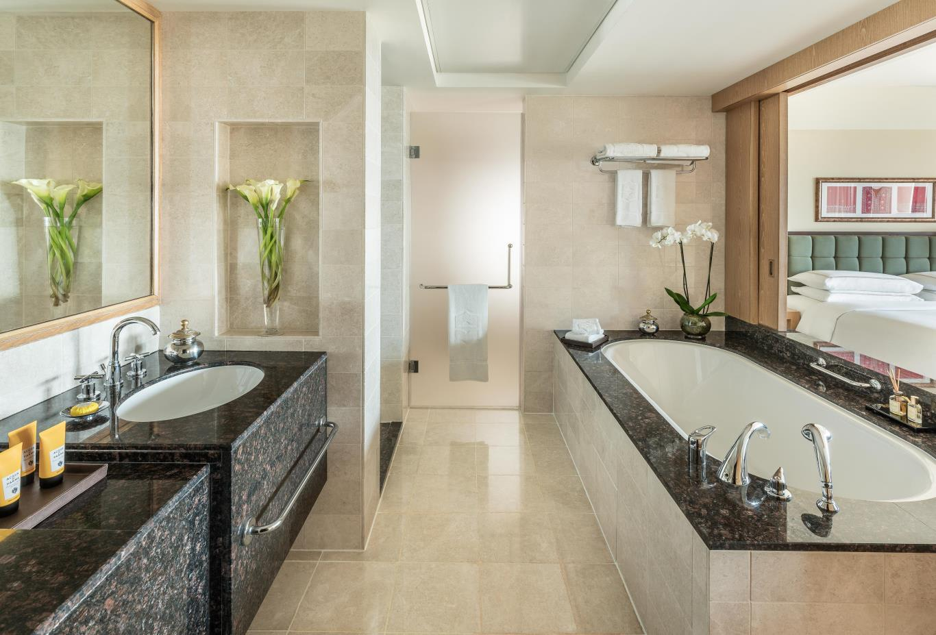 Al Bandar speciality suite bathroom