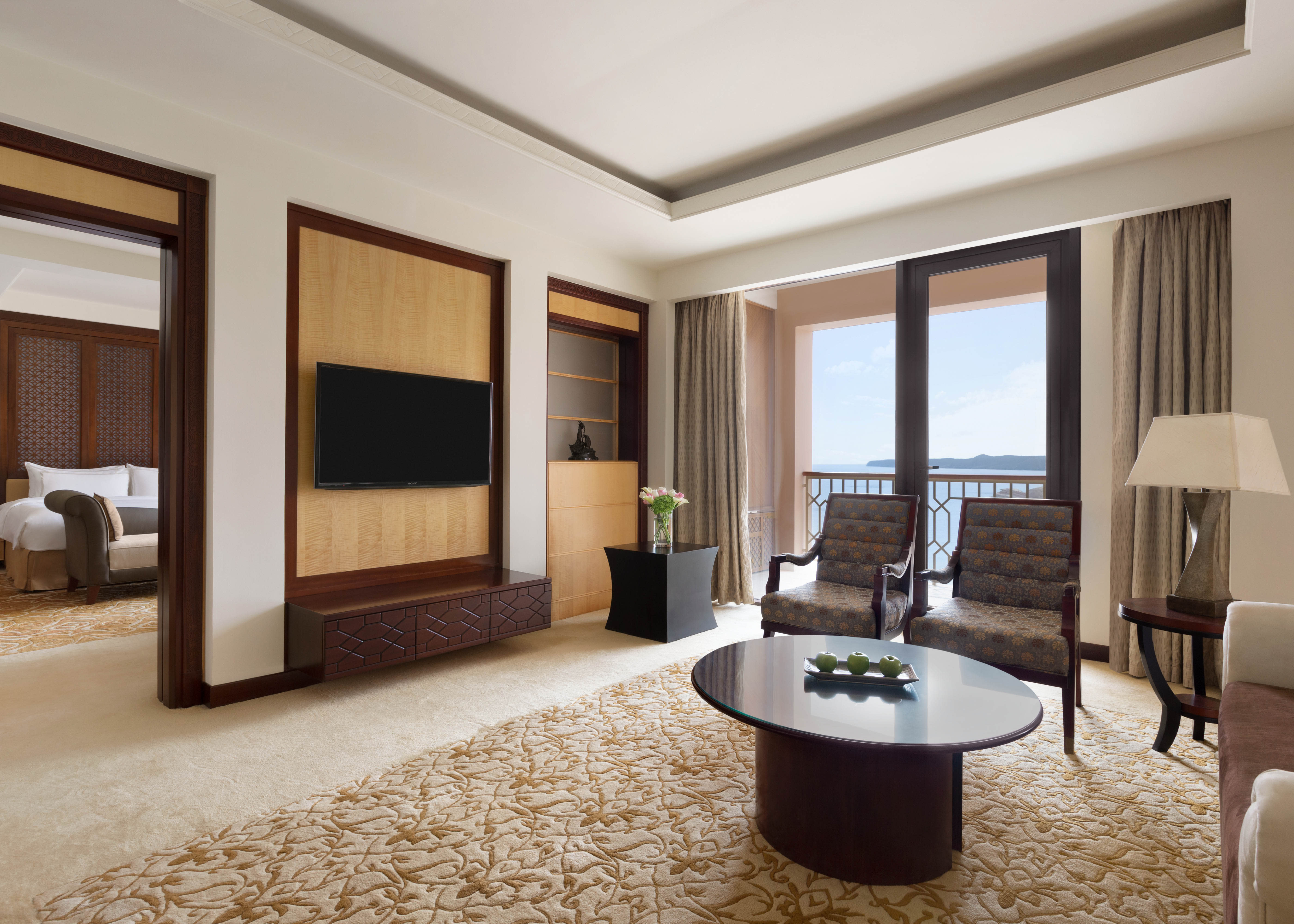 Al Husn Specialty Suite Living Room