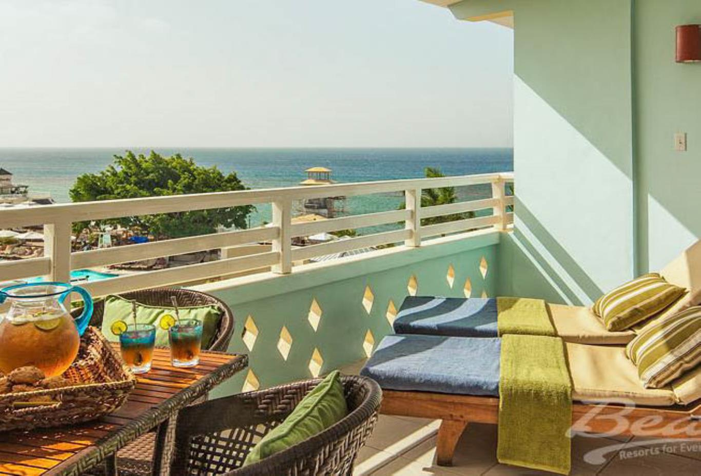 Caribbean Honeymoon Oceanview Concierge Veranda Suite - HOVK,HOVD 2