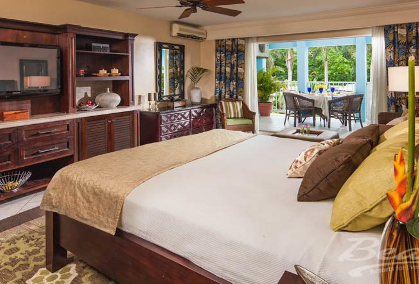 Caribbean Luxury Family Sized Room - TBFK,TBFD