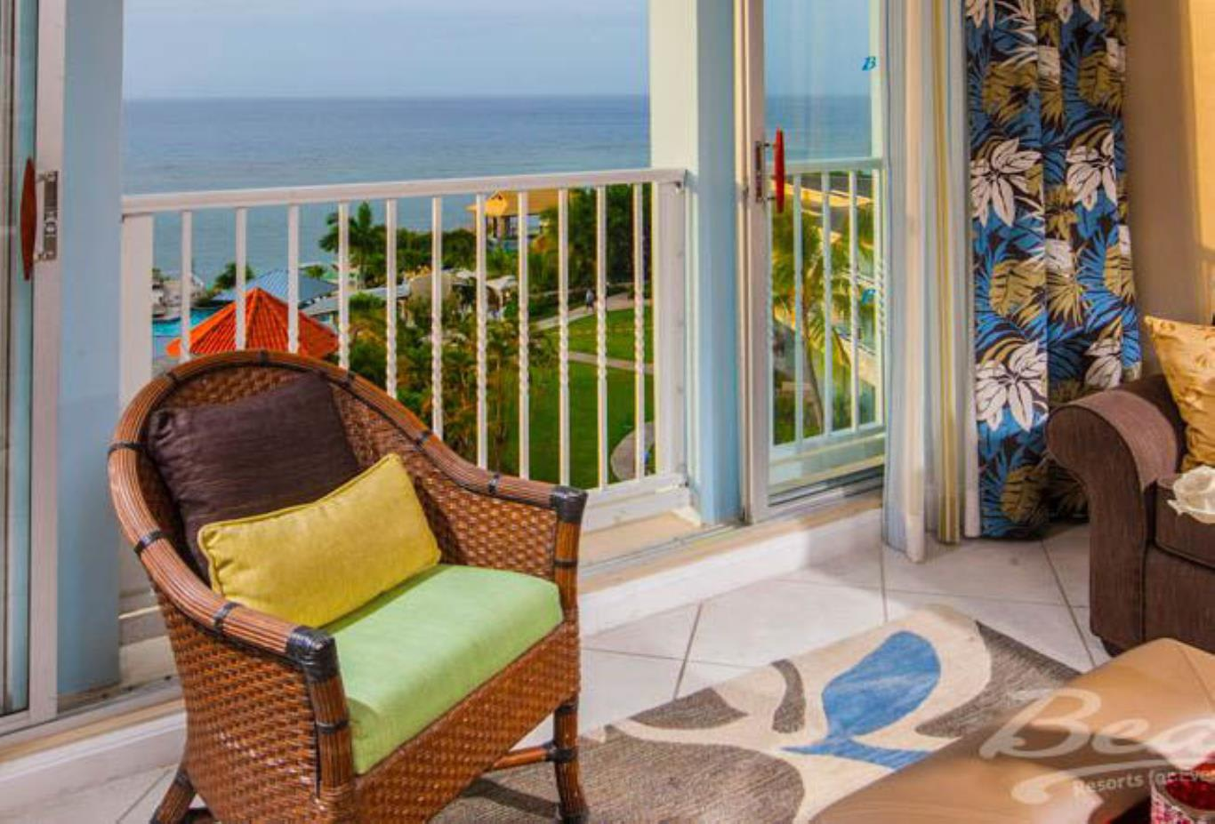 Caribbean Oceanview Luxury Suite - GLK,GLD 2