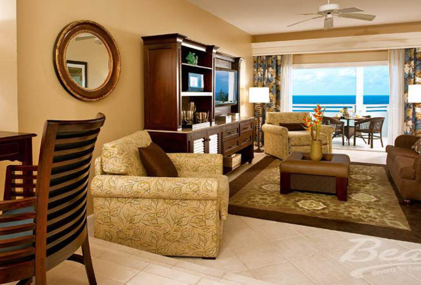 Caribbean Oceanview One Bedroom Concierge Suite - OVK