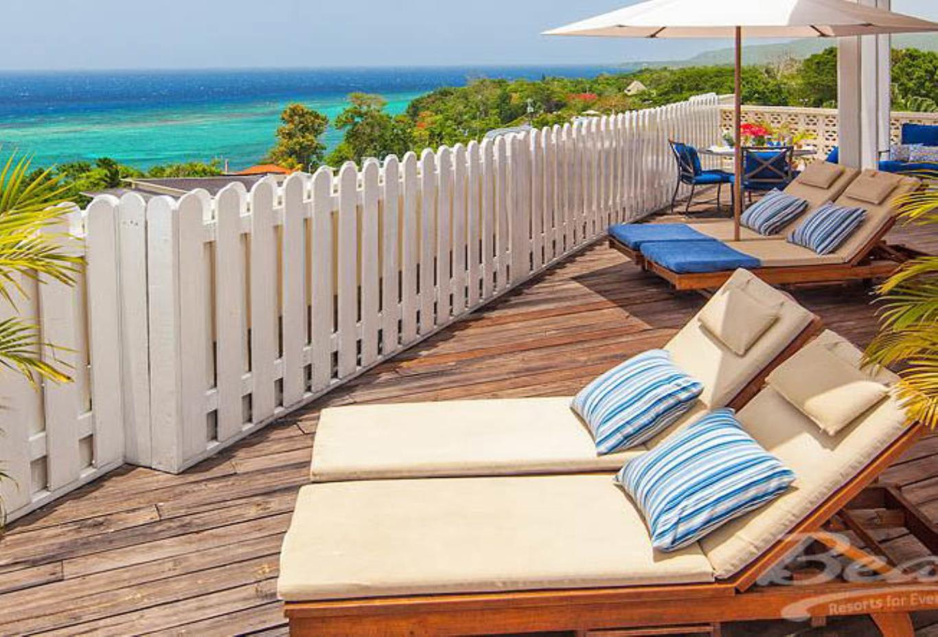 Caribbean Oceanview Penthouse One Bedroom Concierge Suite - OP 3