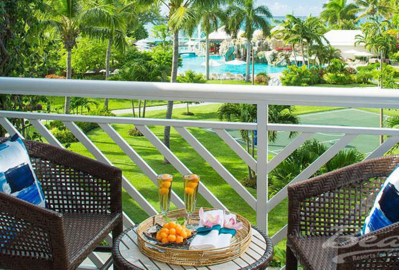 Caribbean Honeymoon Grande Luxe - GK,GD 2