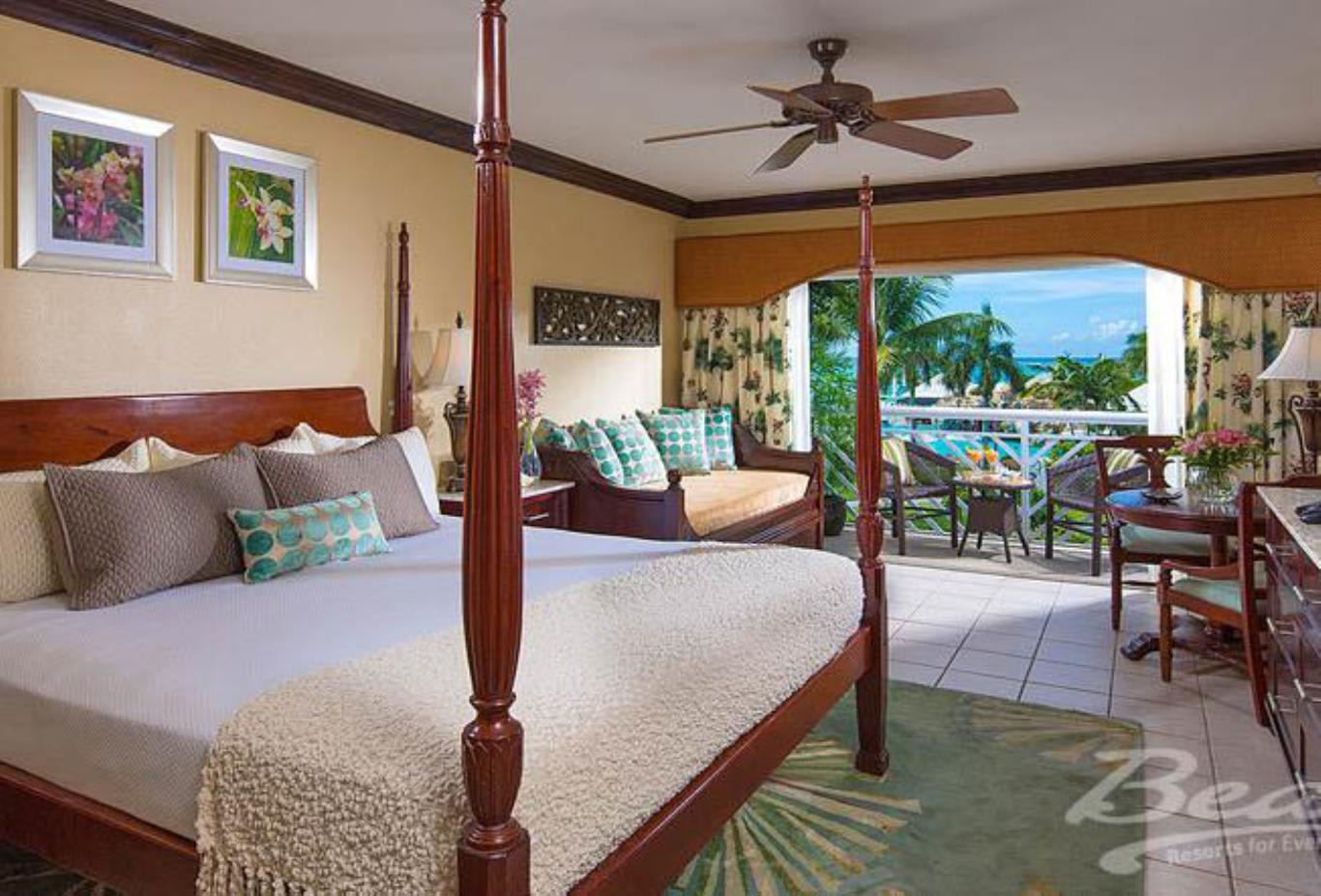 Caribbean Honeymoon Grande Luxe - GK,GD