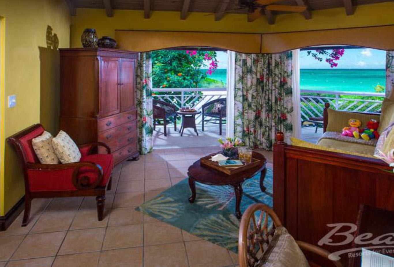 Caribbean Honeymoon One Bedroom Concierge Suite - H1 2
