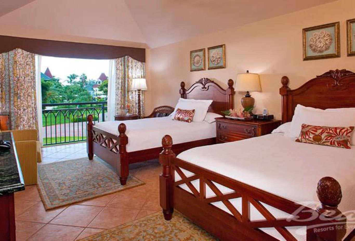 French Village Honeymoon Luxury Room - HFK,HFD