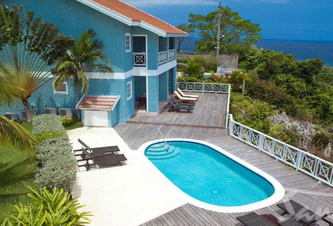 Butler Village Oceanview One Bedroom Poolside Villa Suite - GP 3