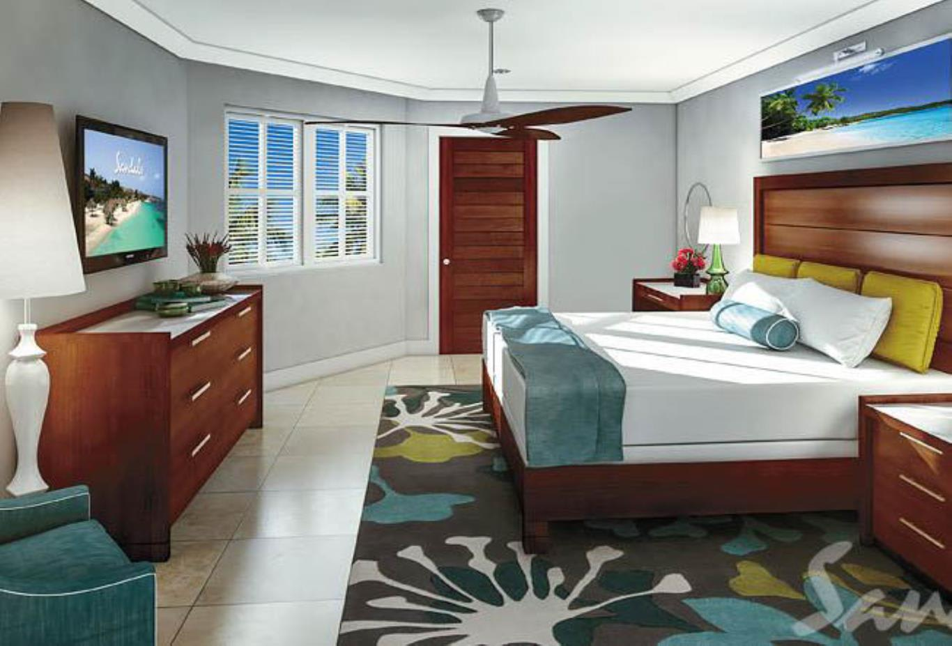 Caribbean Oceanview Luxury Room - OL