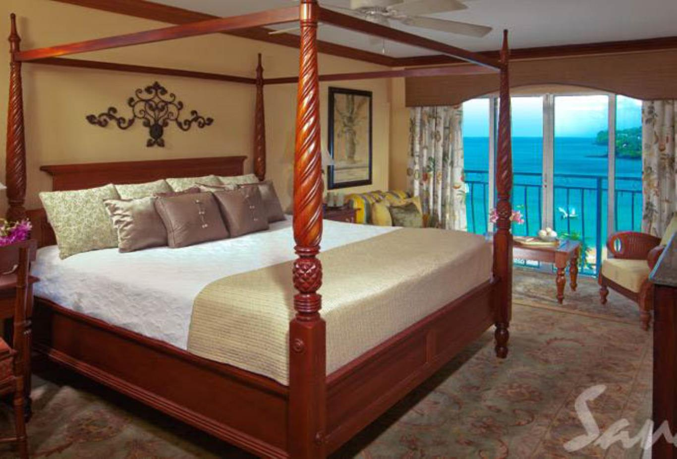 Emerald Honeymoon Oceanview - GO
