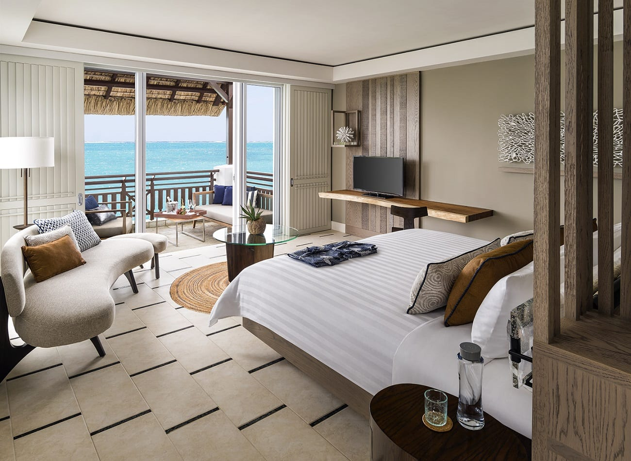 Frangipani Junior suite oceanview