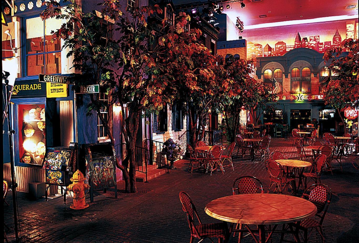 Village Street Eateries