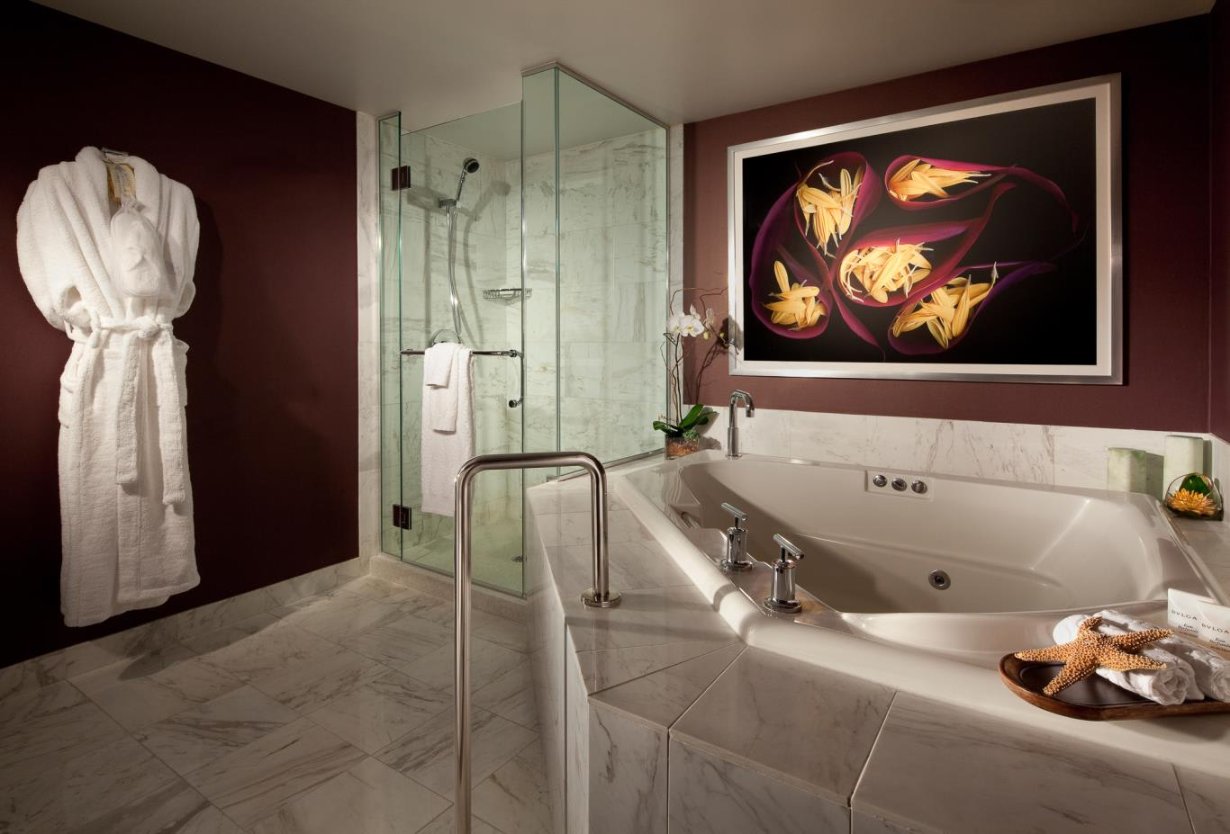 Tower Spa Suite bathroom