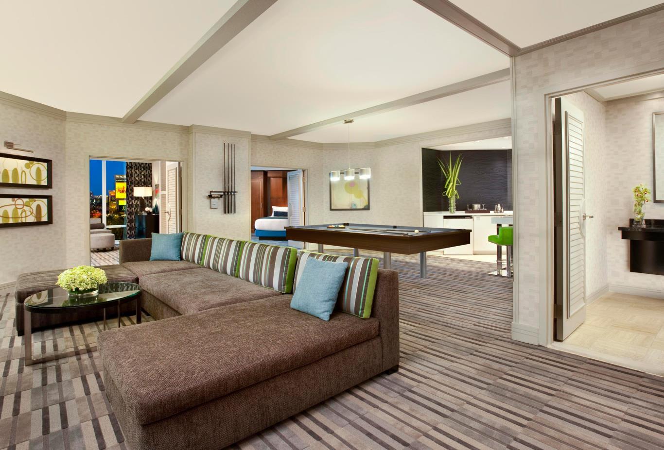 Hospitality Suite LivingRoom