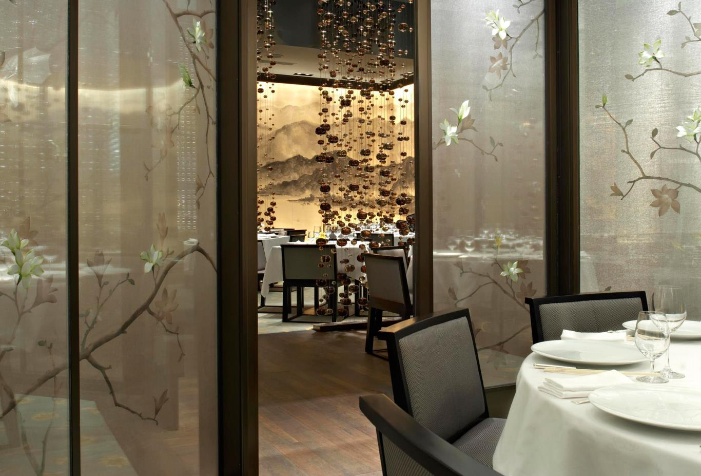 The Mirage Fin Private Dining Room with Table