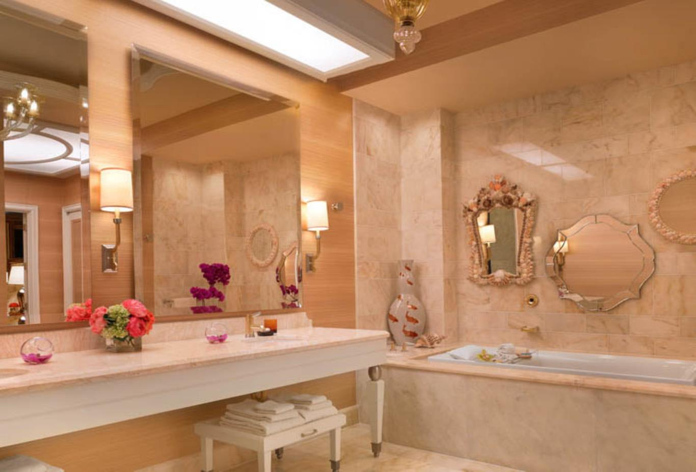 Wynn Fairway Villa Bathroom