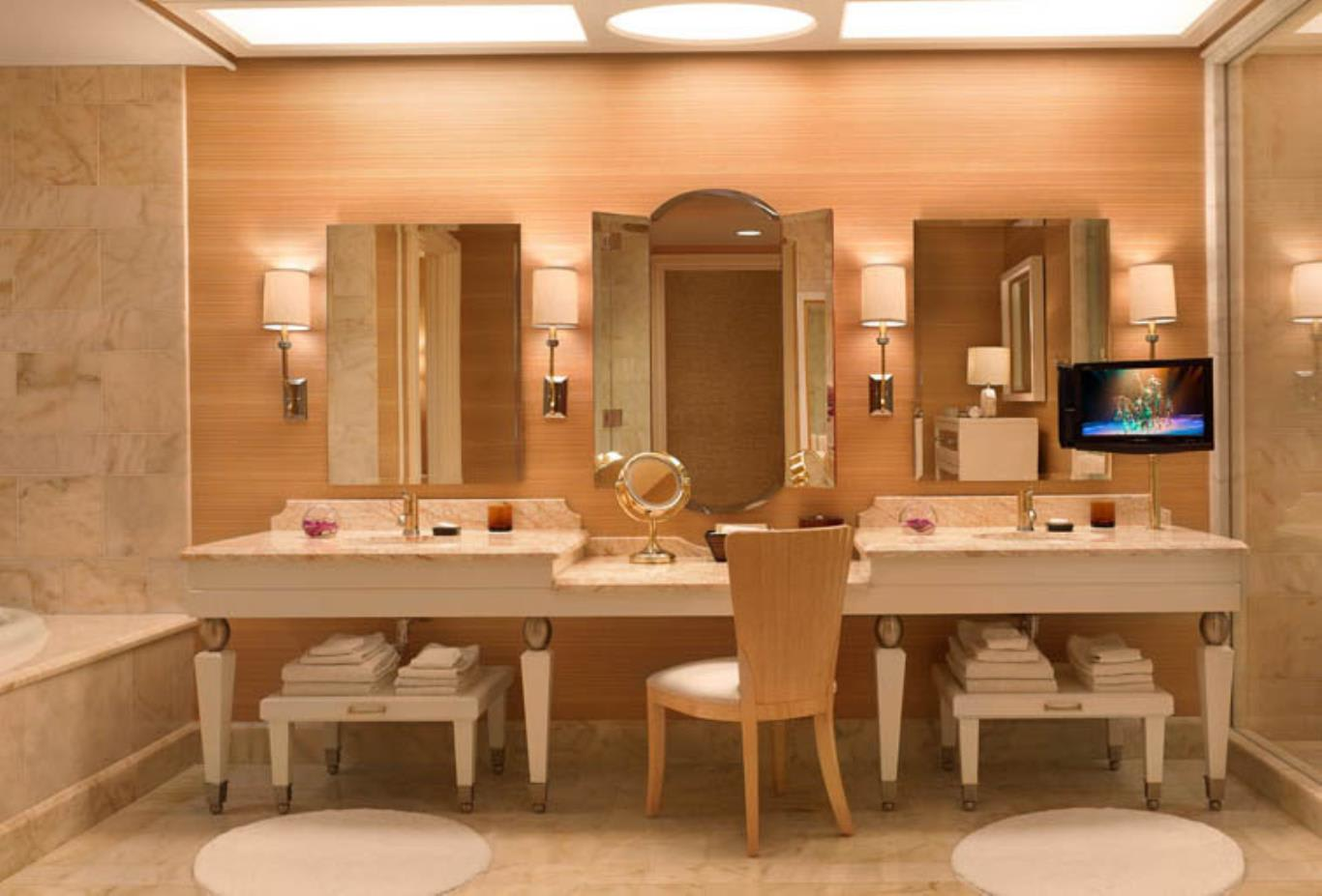 Wynn Salon Suite Bathroom