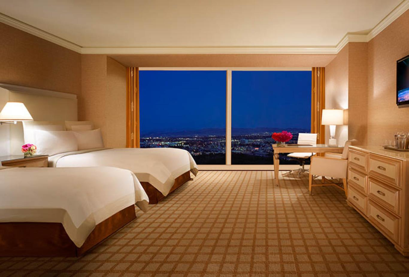 Wynn Tower Double Suite