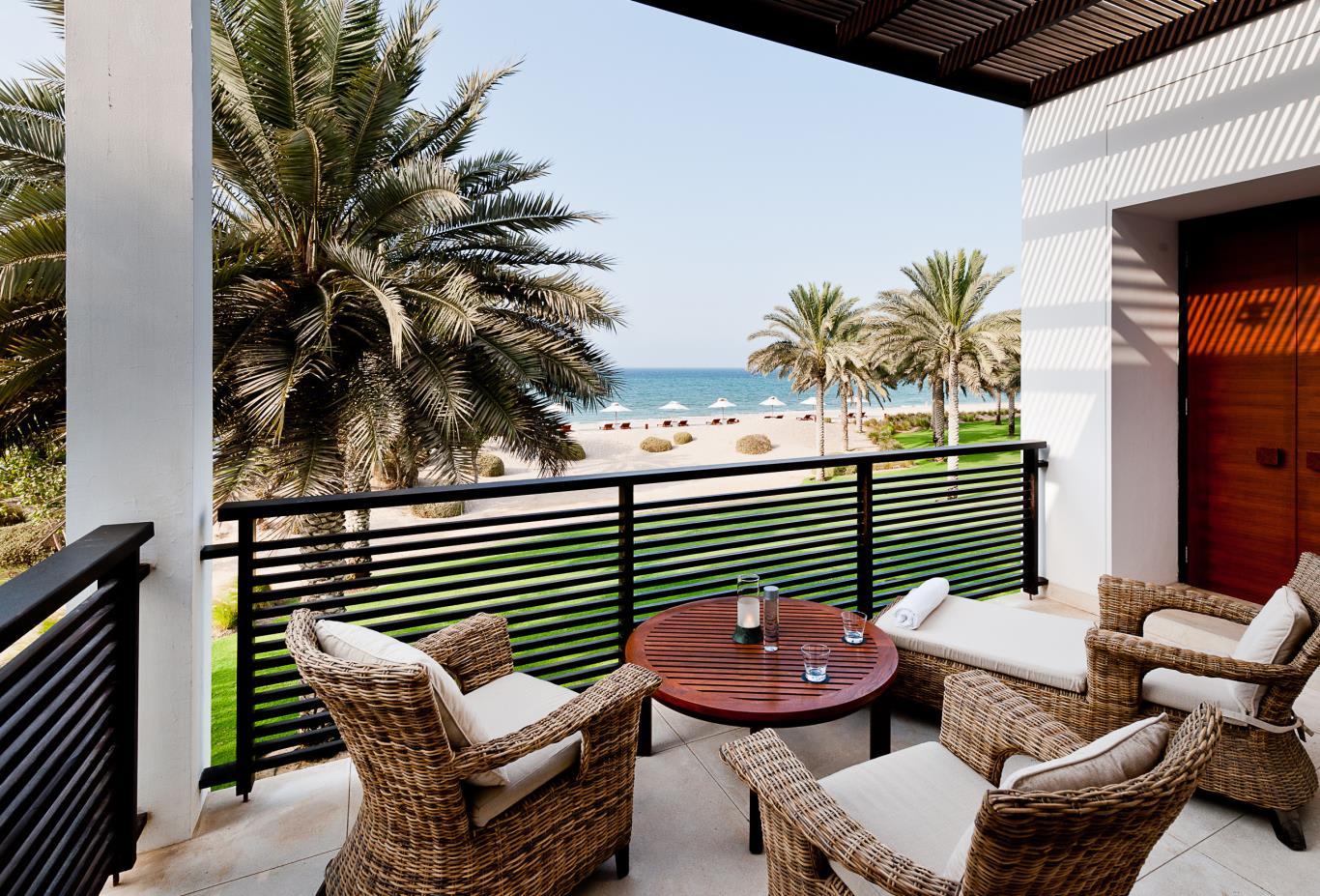 Chedi Club Suite Terrace