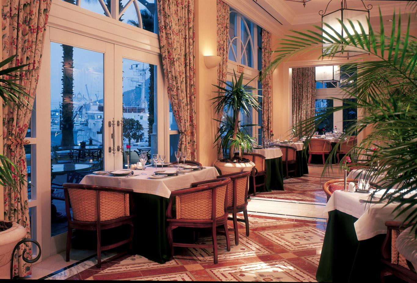 The Conservatory Restaurant