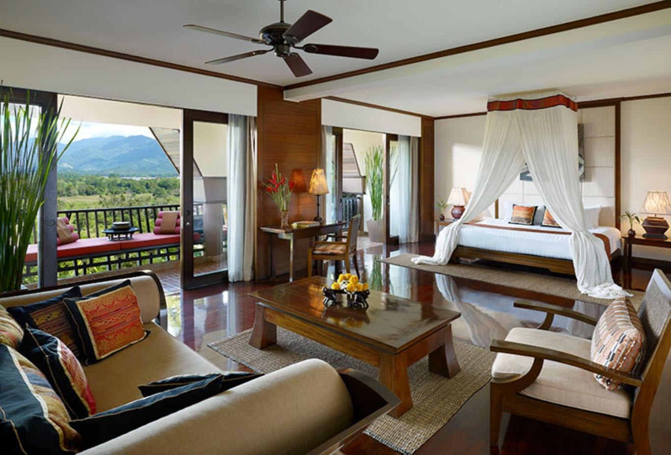 3 Country View Suite interior