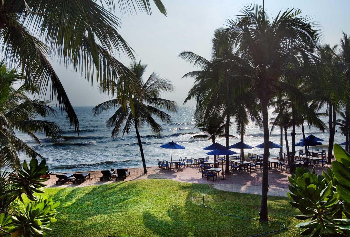 Sai Thong Beachfront Restaurant