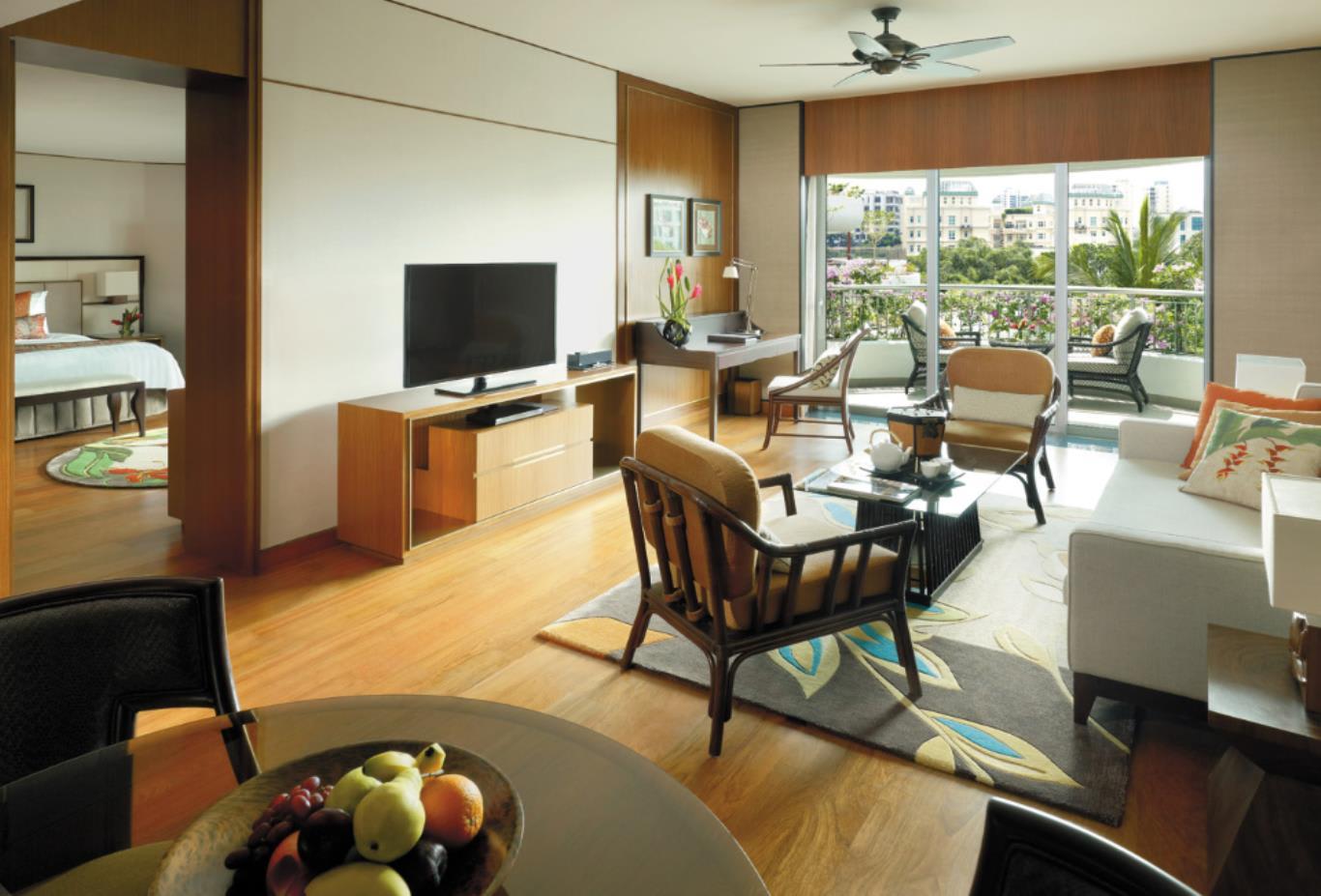 Garden Wing One Bedroom Suite