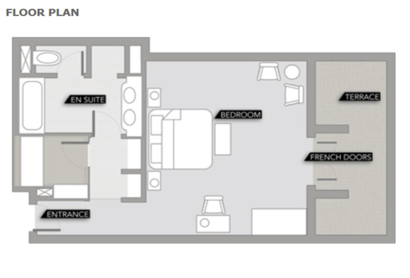 Rooftop Luxury Floorplan