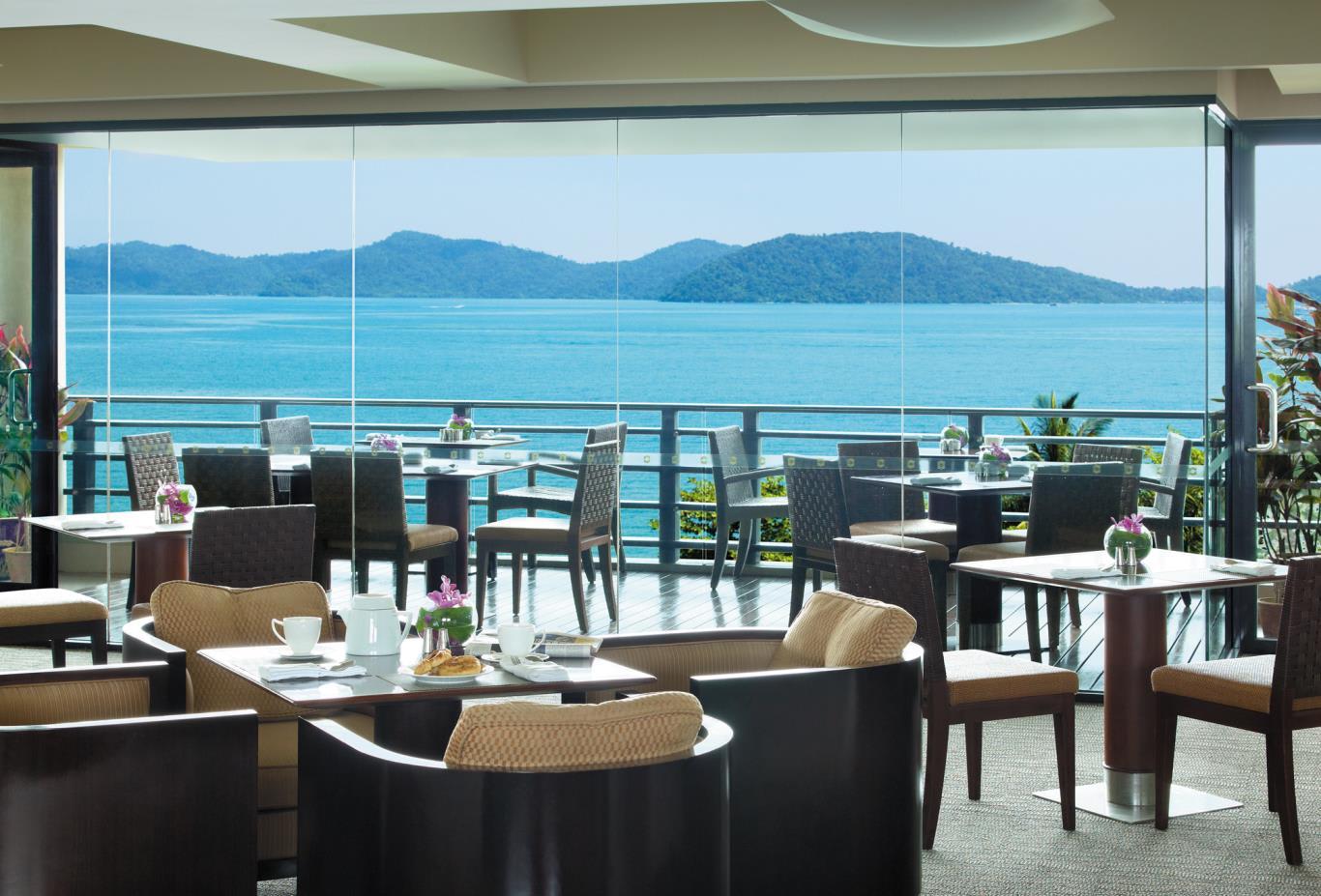 Kinabalu Club Lounge
