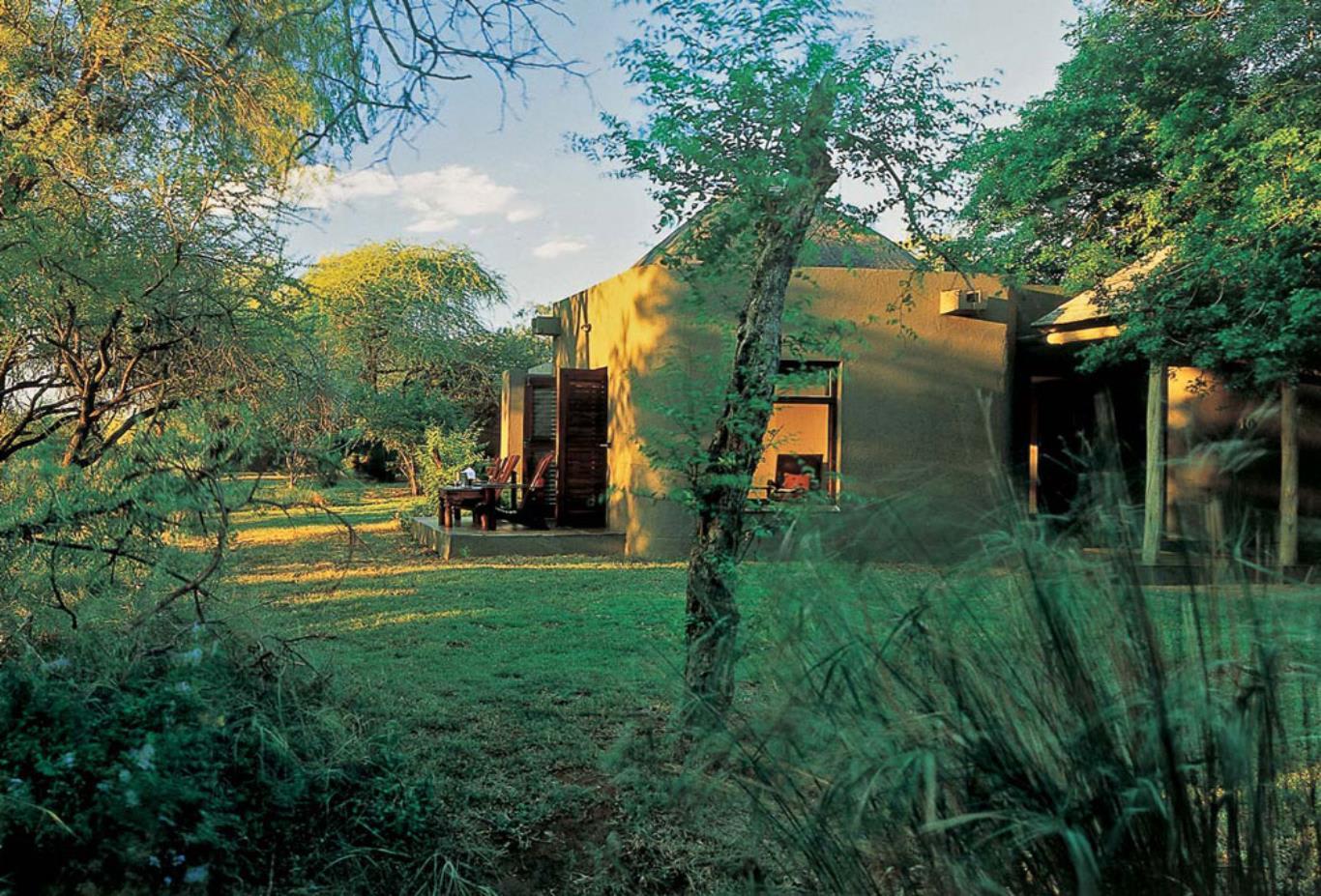 Bush Lodge Std Suite Exterior