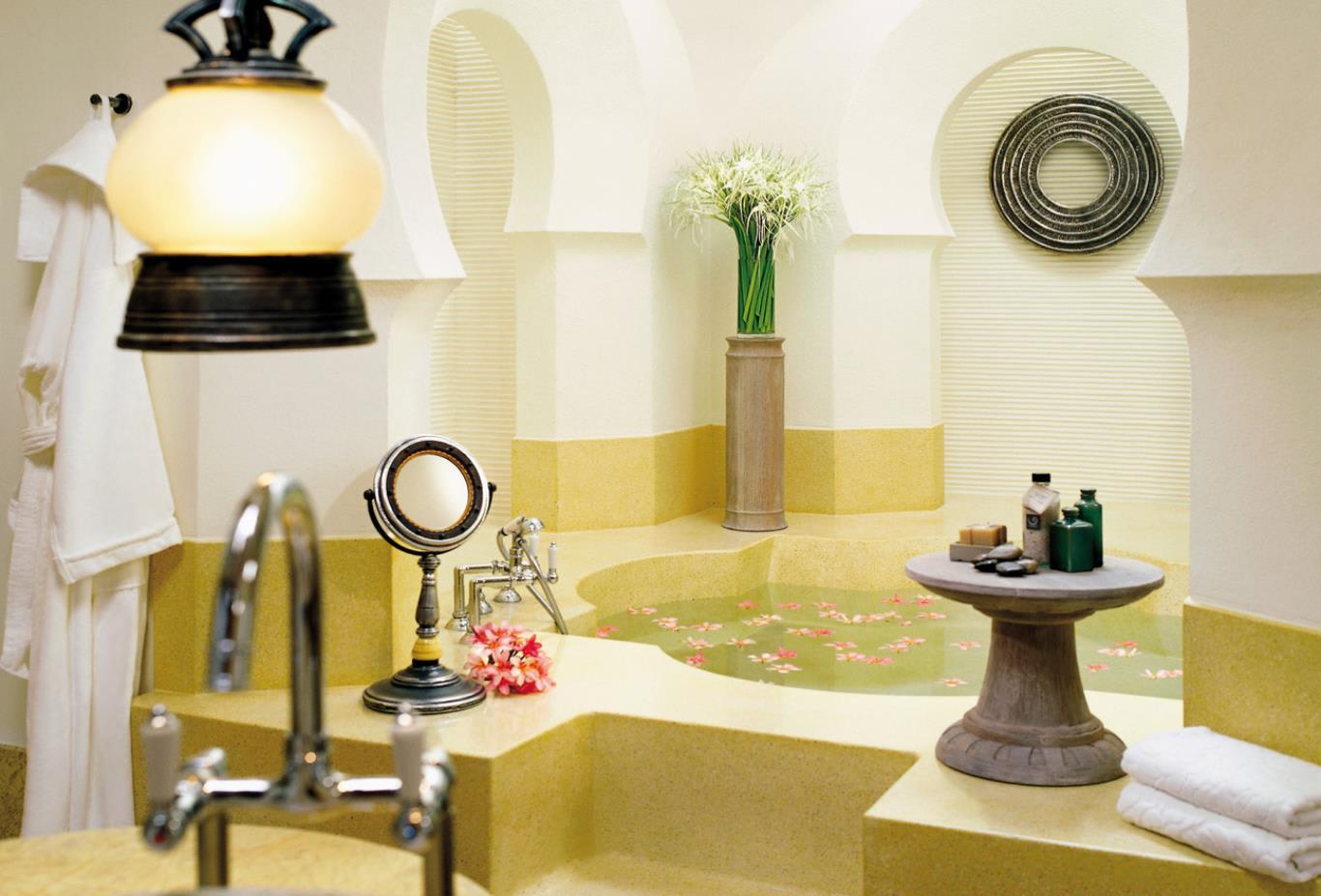 Melaleuca Pavilion bathroom