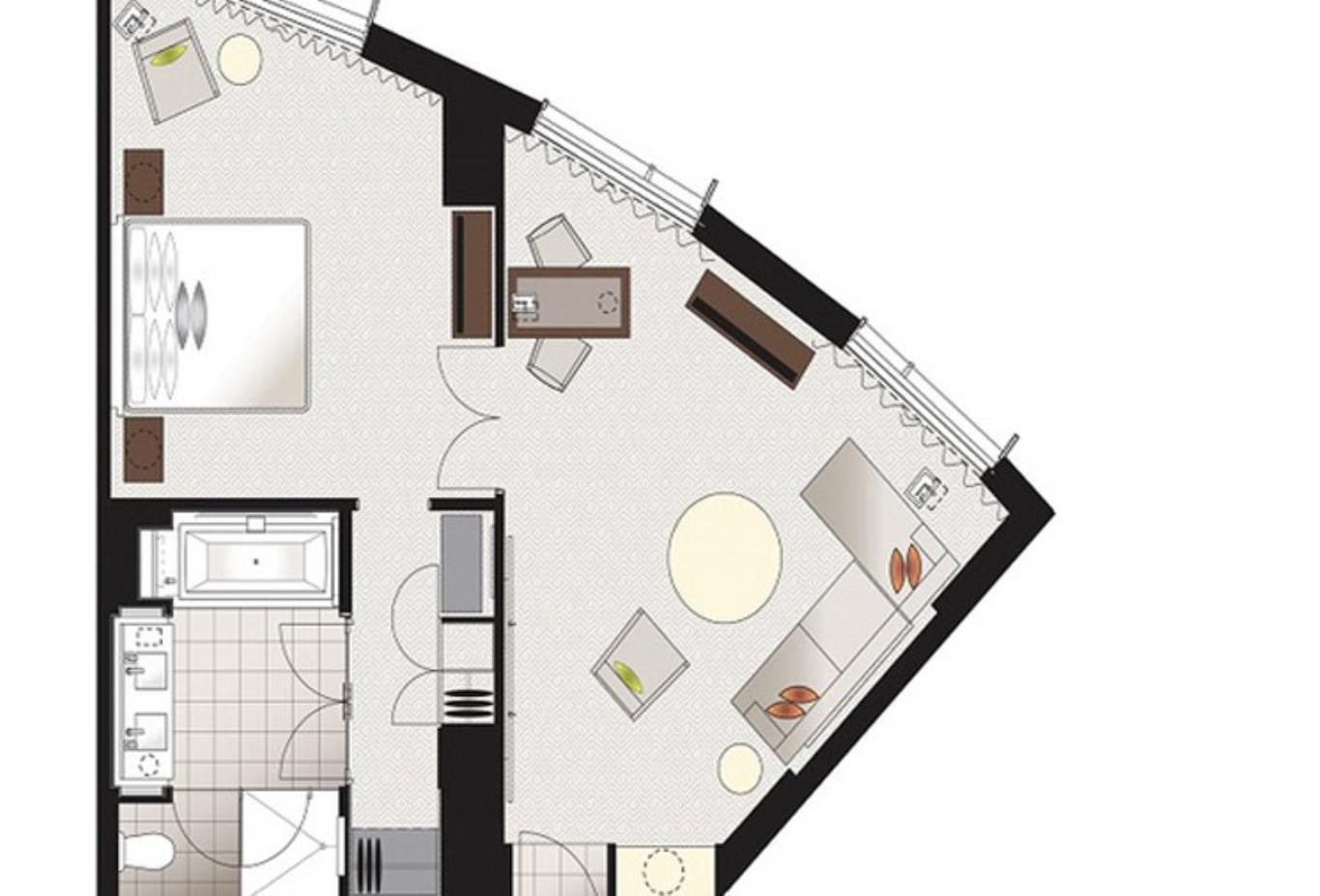Executive Suite Floorplan