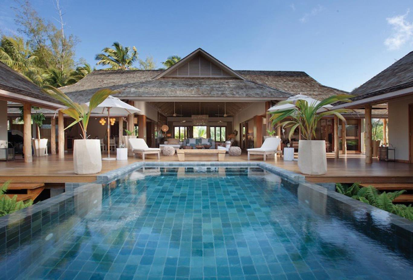 Four Seasons Resort at Desroches Island