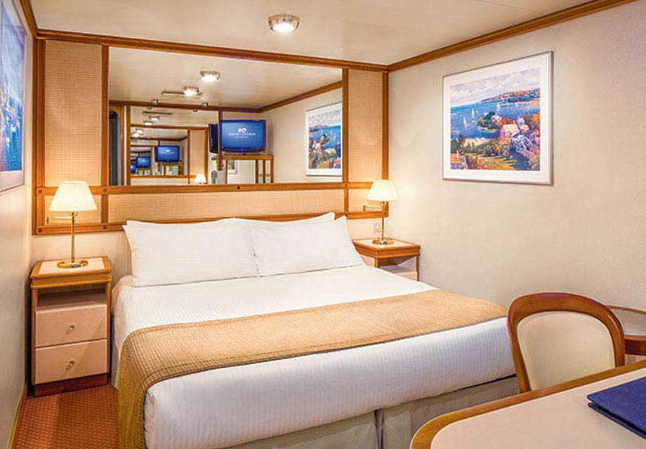 Emerald Princess - Rooms - Interior