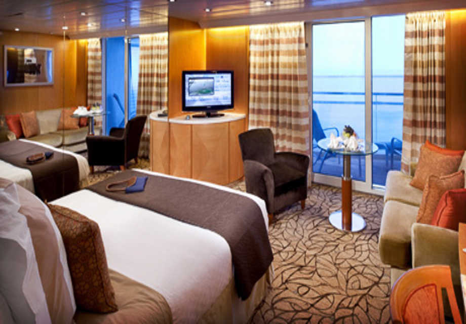 Celebrity Infinity - Rooms - Sky Suite