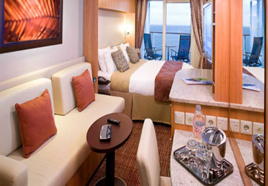 Celebrity Infinity - Rooms - AquaClass
