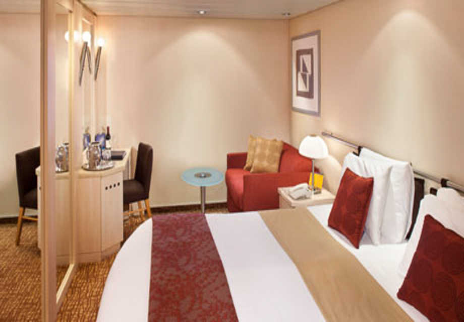 Celebrity Infinity - Rooms - Inside Stateroom