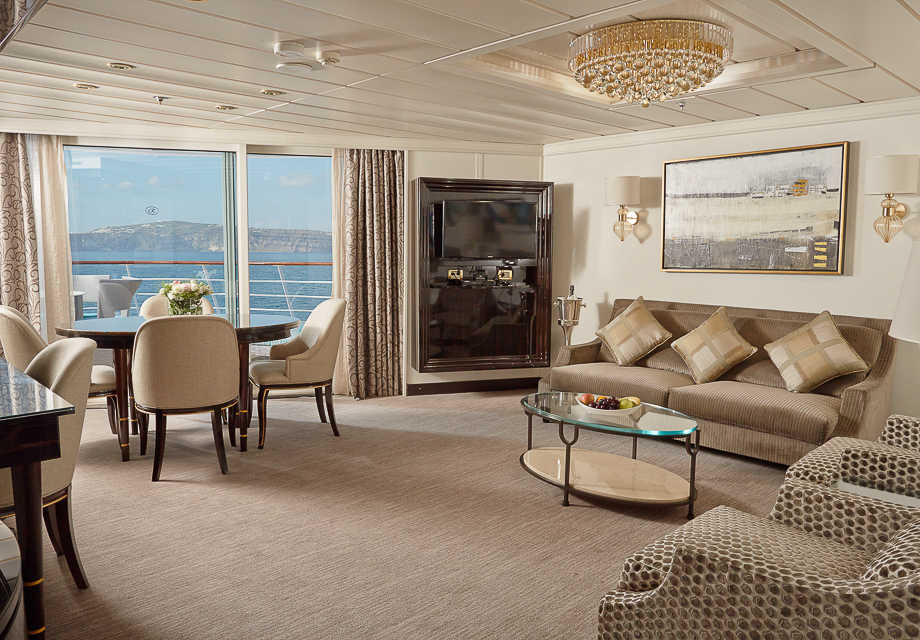 Seven Seas Mariner - Rooms -  Seven Seas Suite