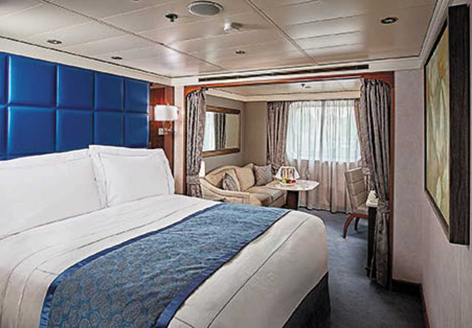 Seven Seas Navigator - Rooms - Deluxe Window Suite