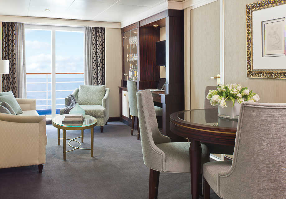 Seven Seas Navigator - Rooms - Grand Suite