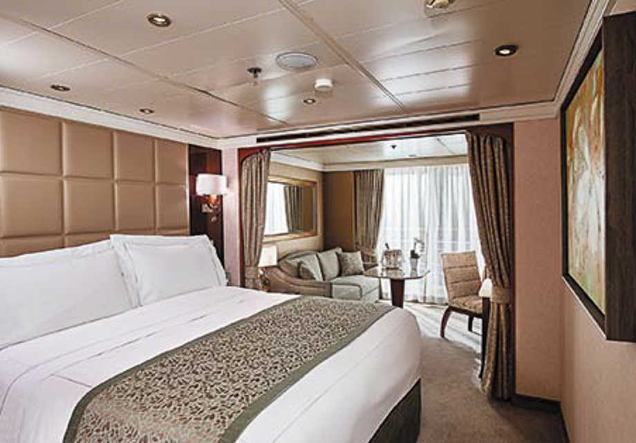 Seven Seas Navigator - Rooms - Penthouse Suite