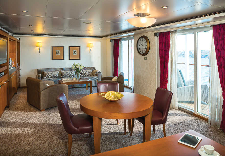 Seven Seas Voyager - Rooms - Grand Suite