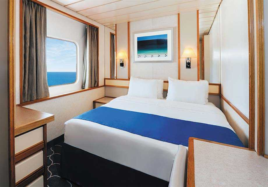 Small Ocean View Stateroom