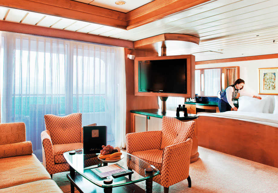 Owners Suite with Balcony