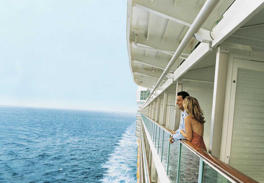 Superior Ocean View Balcony Suite